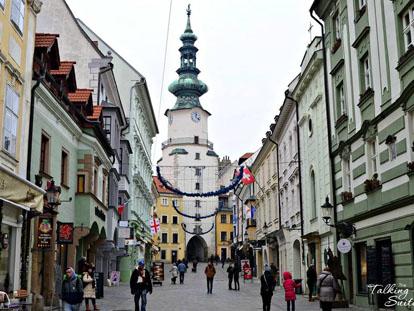 Поездка в Братиславу (автомобильная экскурсия)
