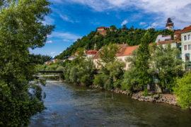 Дорога замков Штирии и Грац экскурсия