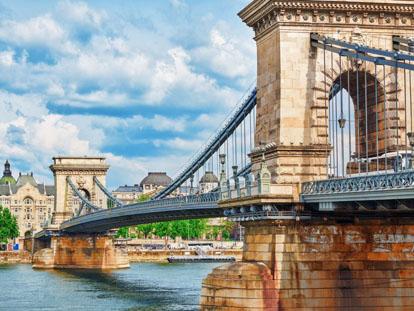 Групповая экскурсия в Будапешт