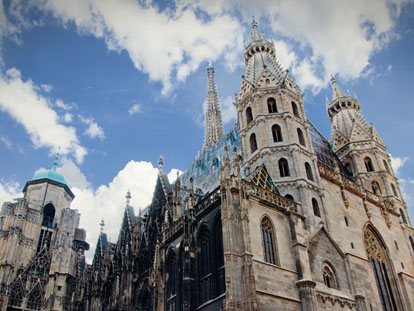Обзорная экскурсия по Вене за 3 часа: избранное (автобусно-пешеходная)