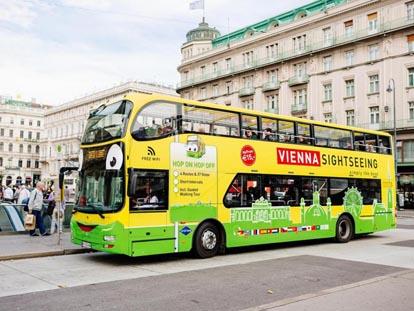 Экскурсионные автобусы Hop On Hop Off