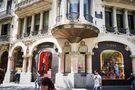 Casa Lleó i Morera в Барселоне
