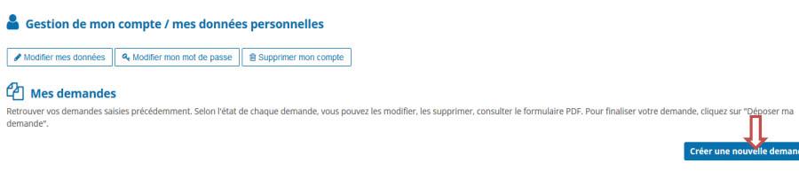 Создание новой записи на сайте консульства Франции
