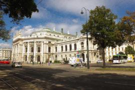 Национальный театр в Вене