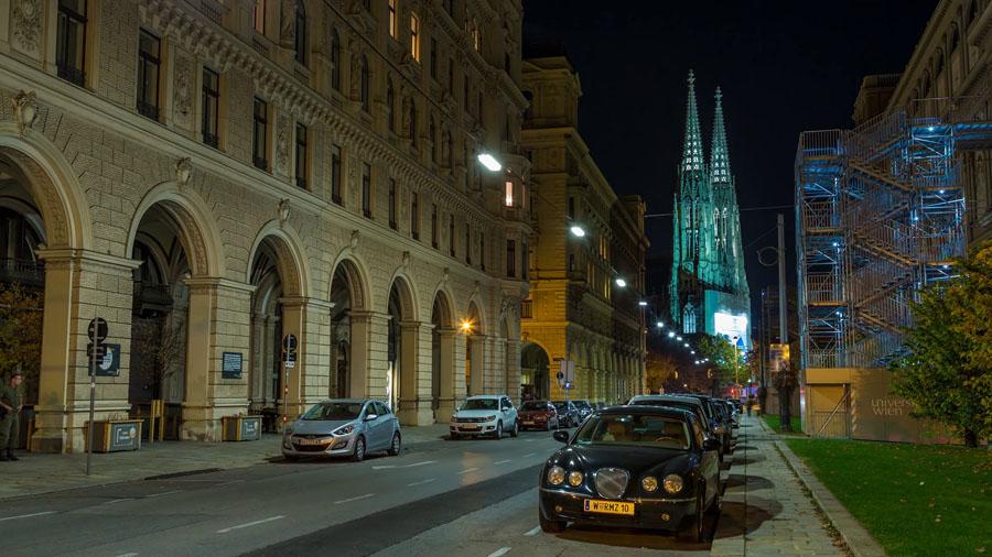 Экскурсия Потайные пути Вены