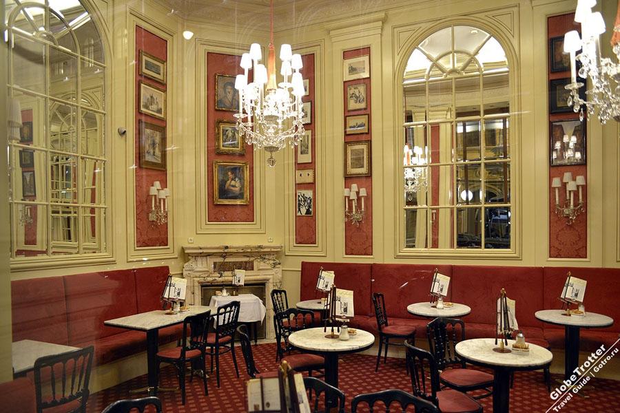 Кафе Захер в Вене