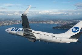 Боинг 738 авиакомпании Utair