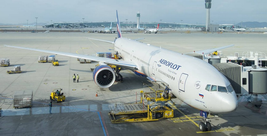 Боинг 777-300 Аэрофлота