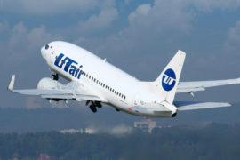 Боинг 735 авиакомпании Utair