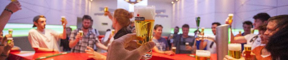 Музей пива Хейнекен в Амстердаме