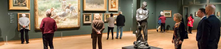 Билеты в музей Ван Гога в Амстердаме