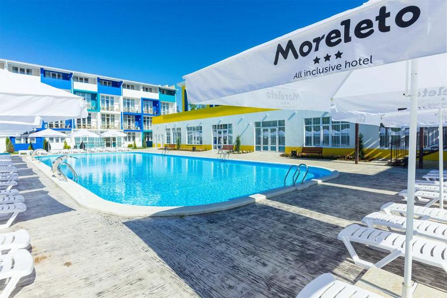 Отель Морелето