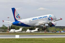 Аэробус Уральских авиалиний