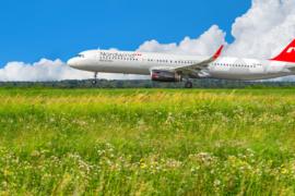 Самолет авиакомпании Северный Ветер