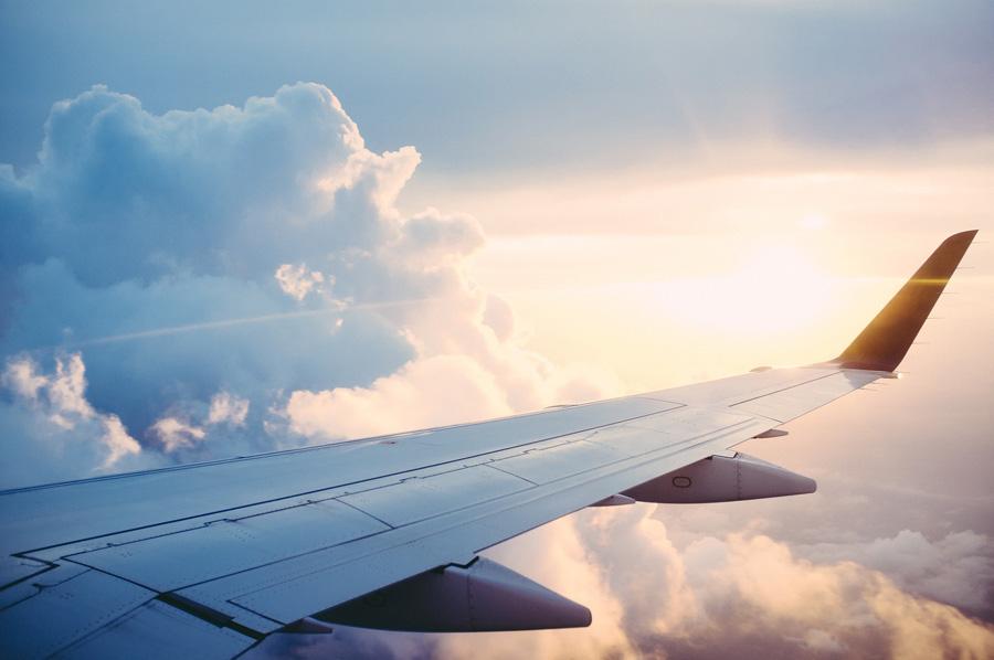 Крыло самолета