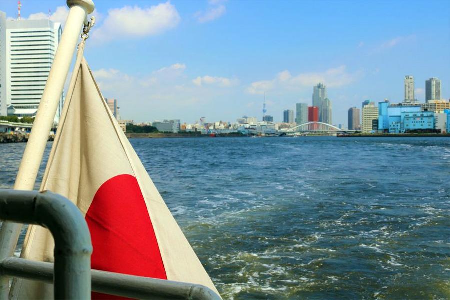 Круиз по токийской бухте