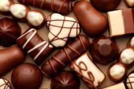 Шоколад из музея