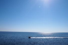 Черное море под Анапой