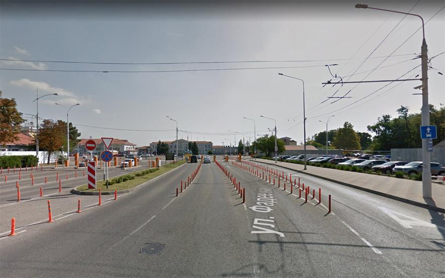Аэропорт Краснодар Парковки