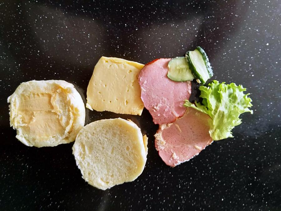 Сэндвич от Азимута