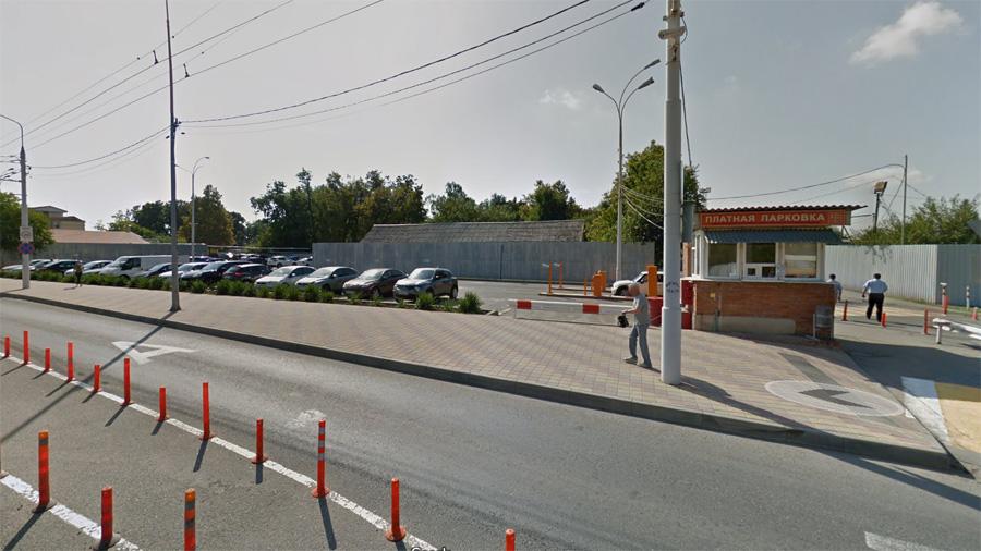 Почасовая дополнительная парковка в аэропорту Краснодара