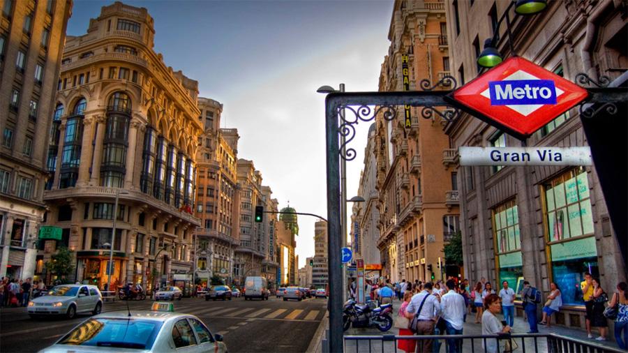 malasaña в Мадриде