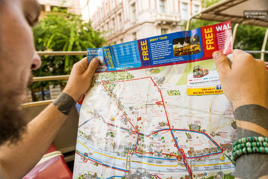 Карта маршрутов биг бас