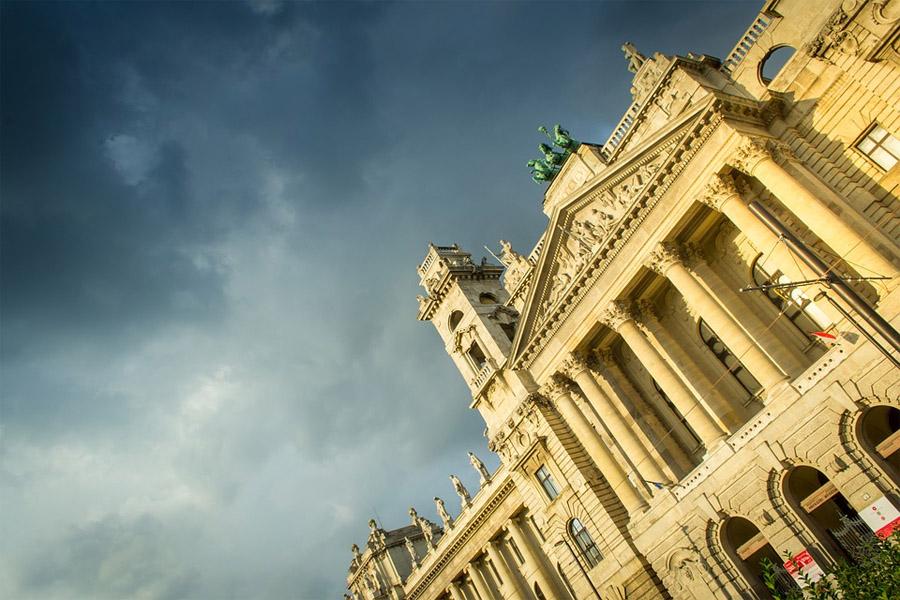 Национальный музей Будапешта