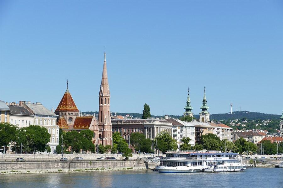 Речные круизы в Будапеште