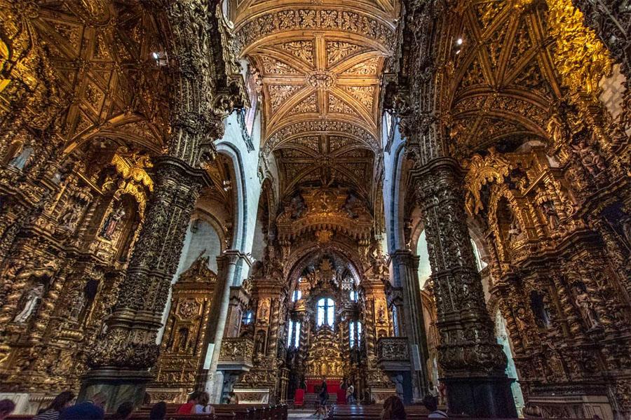 Собор Святого Франциска в Порту