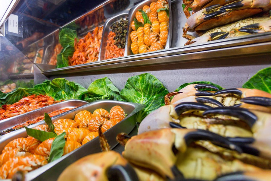 Морские рестораны