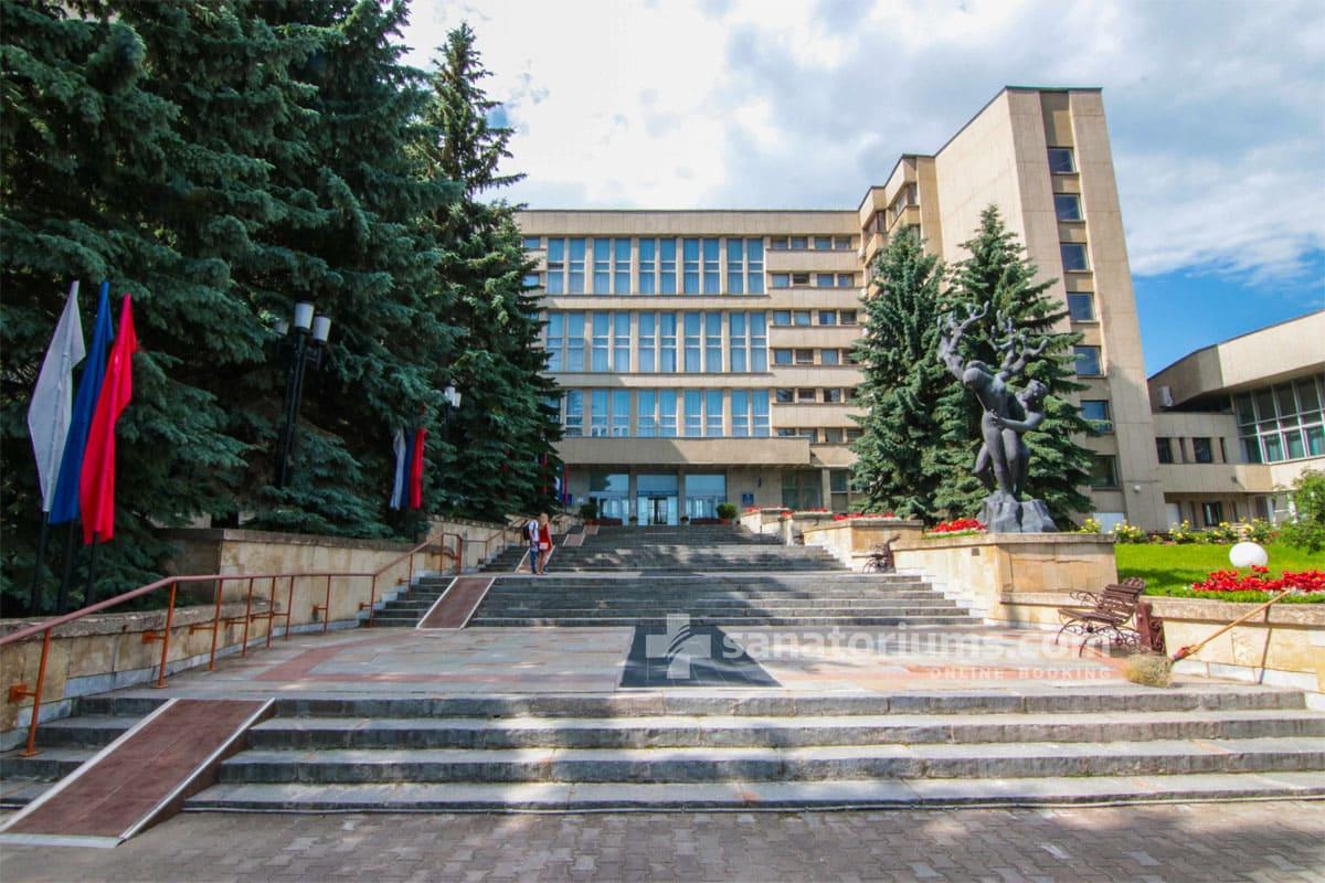 Санаторий Джинал в Кисловодске
