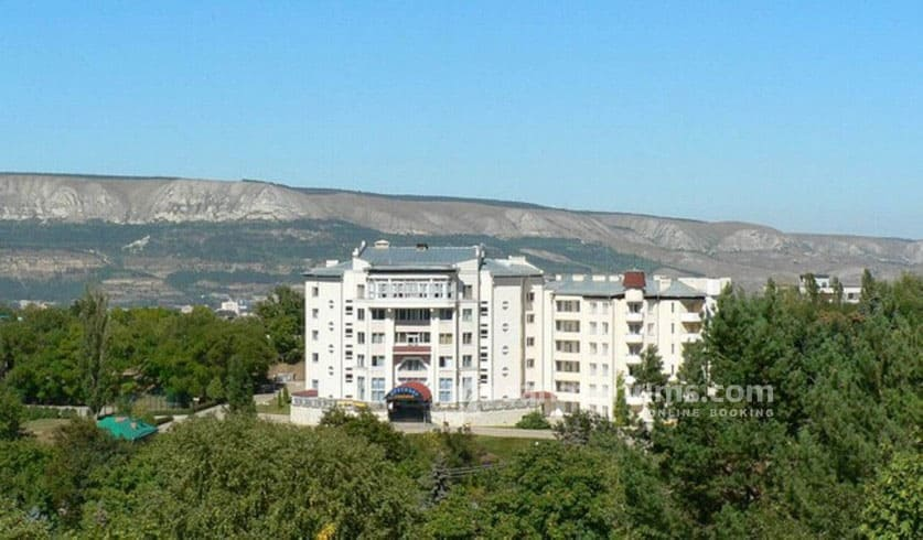 Санаторий Кругозор в Кисловодске