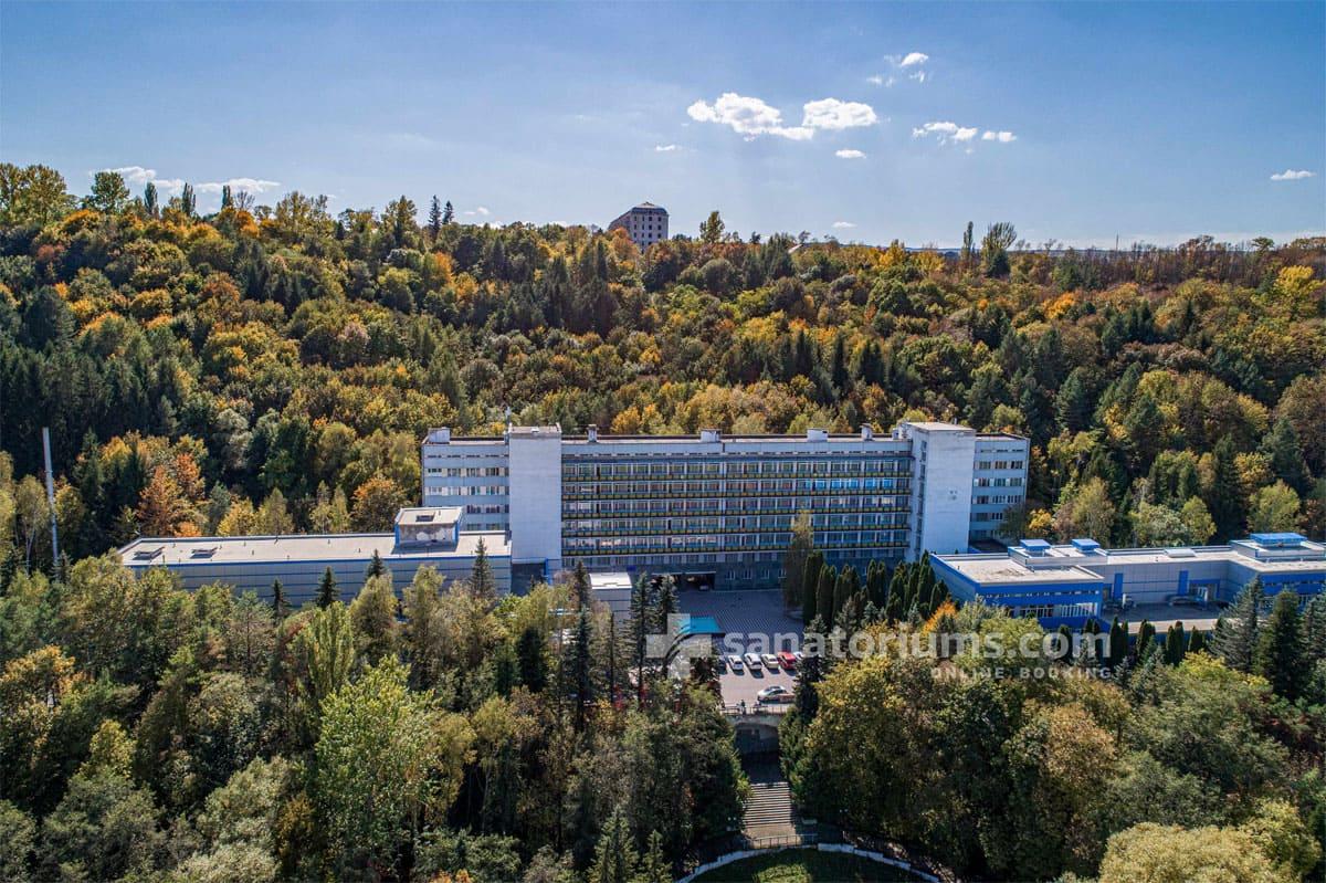 Санаторий Родник в Кисловодске