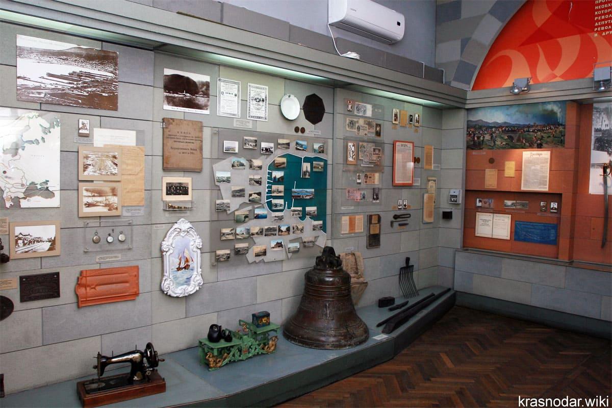 Музей-заповедник в Новороссийске