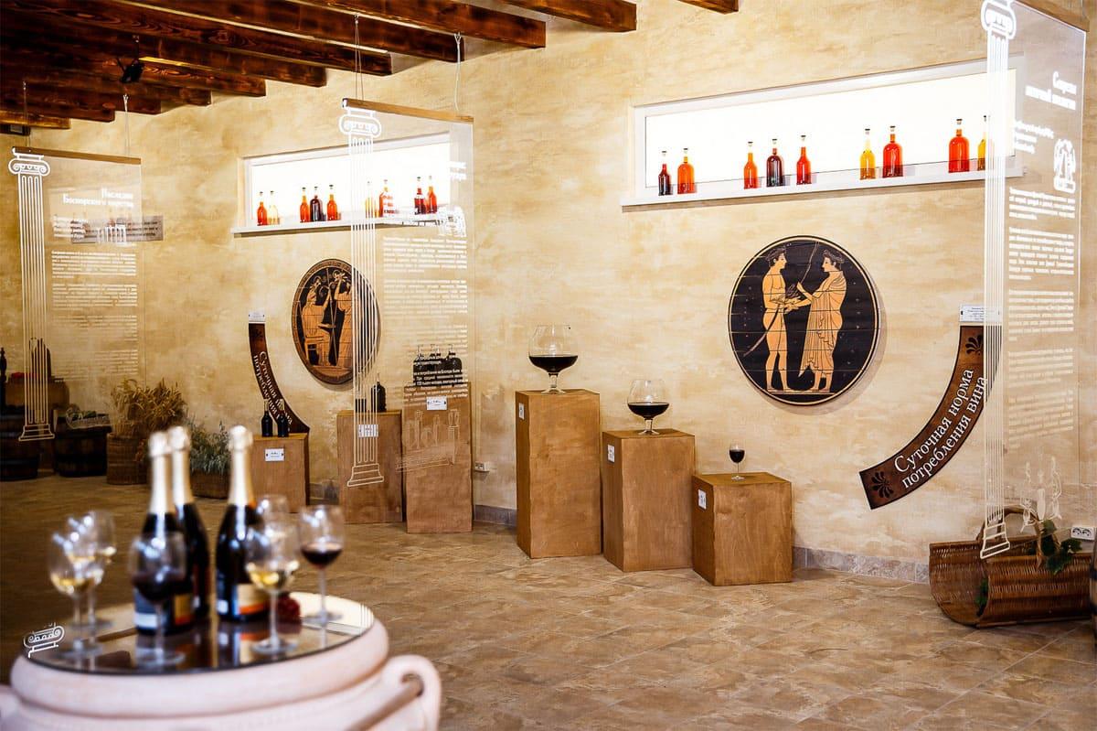 «Марьина Усадьба» (музей виноделия)