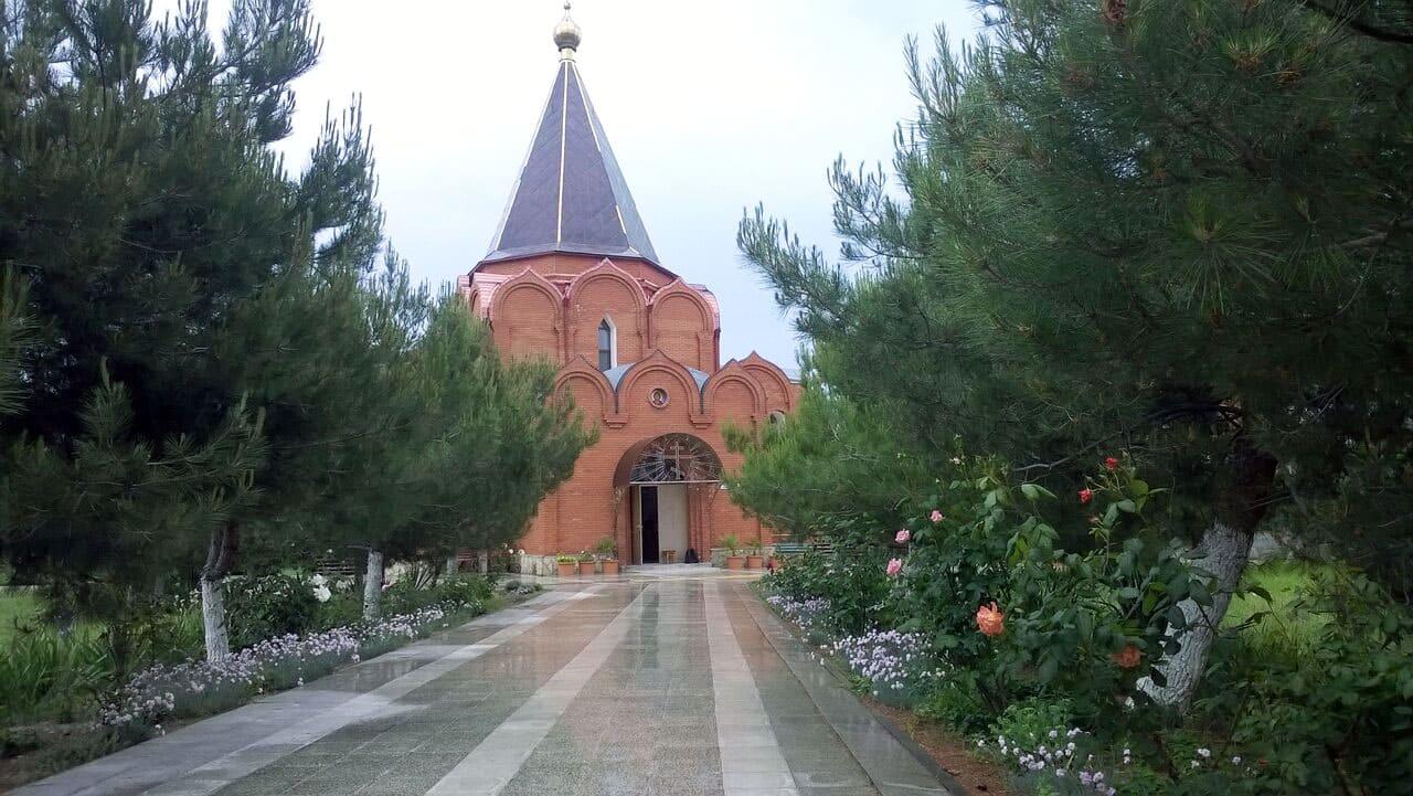 Церковь Михаила Черниговского