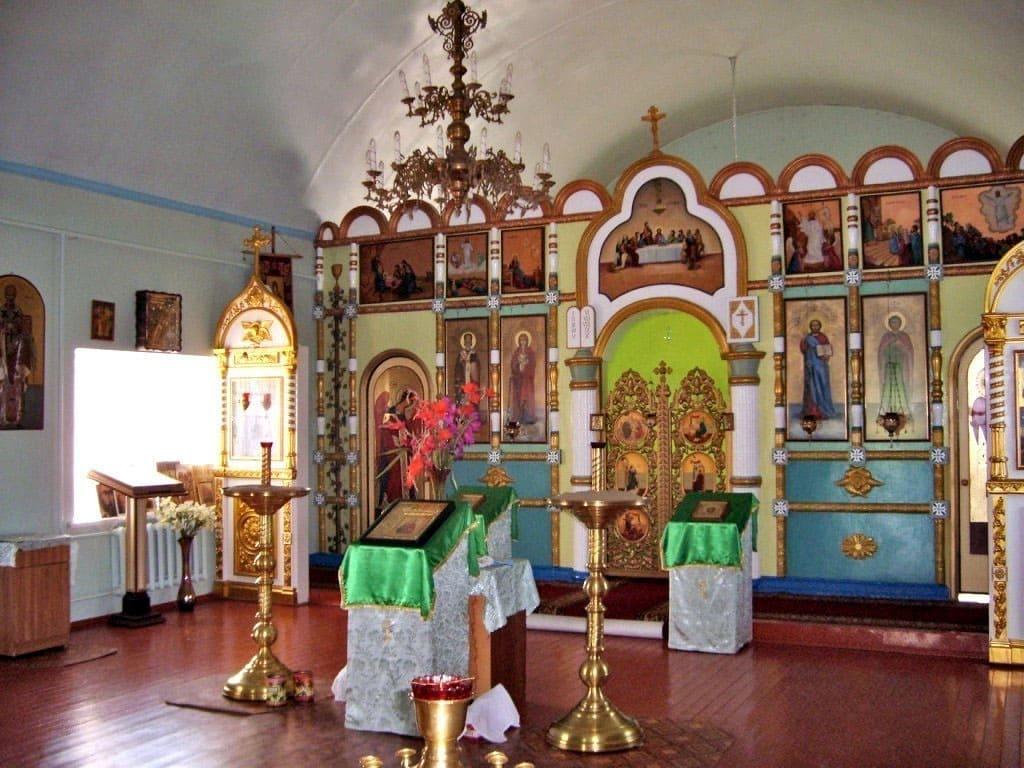 Церковь Пантелеимона Целителя (Свято-Пантелеимоновский храм) в Кабардинке