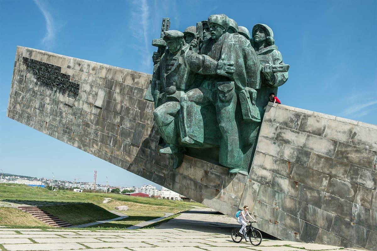 Малая земля в Новороссийске