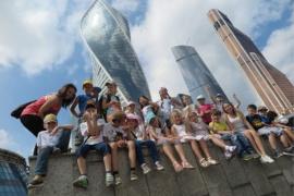Городские московские лагеря