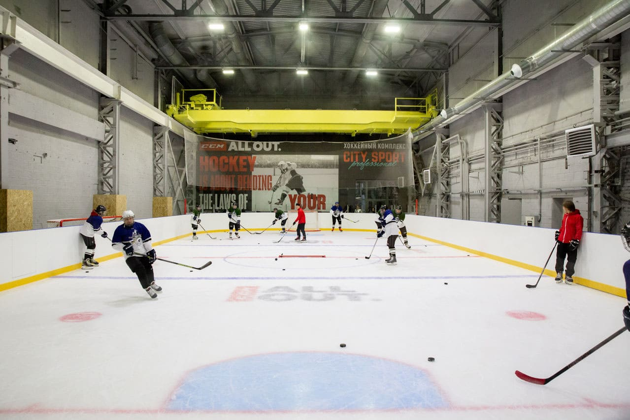 Hockey Masters Camp