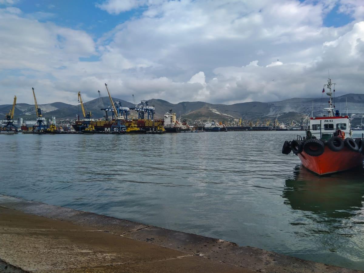 пустой порт