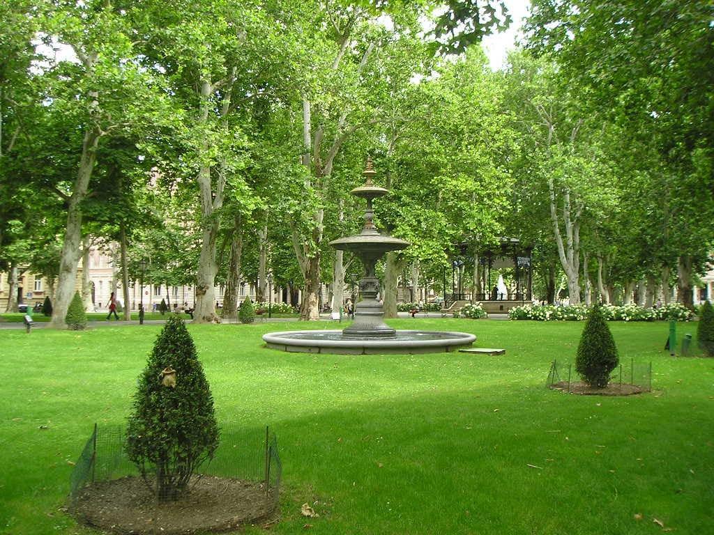 Никола Зрински парк